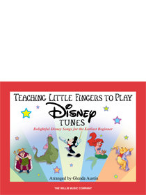 Teaching Little Fingers to Play Disney